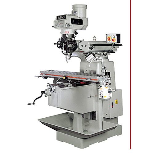Electronica Argo Milling Machine