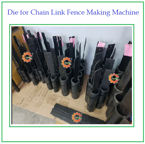 Die for Chain Link Fence Making Machine