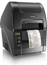 Epson Postek C 168 Barcode Printer, Resolution: 203 DPI (8 dots/mm), Speed: 50-100 Meter per hour