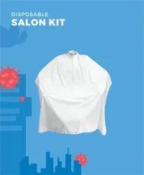 30 GSM Disposable Non Laminated Salon Apron
