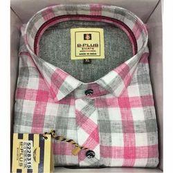 Fancy Check Shirt