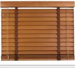 Wooden Venetian Horizontal Blinds