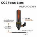 Laser Optic Lens for Laser Machine