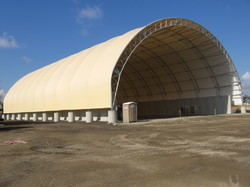 Tension Fabric Structures