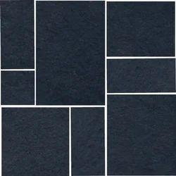 Black Limestone, Size: 30 X 60 And 56 X 42 Cms