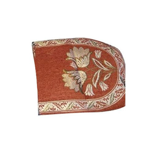 Knitted Orange Sofa Cover, Rs 450 /piece Shree Radhey ...