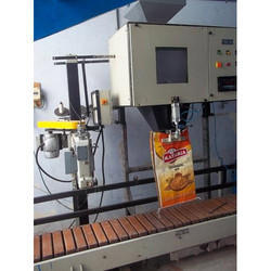 Chana Dal Packing Machine