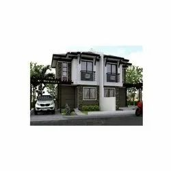 Concrete Frame Structures Residential Projects Villas Construction Service