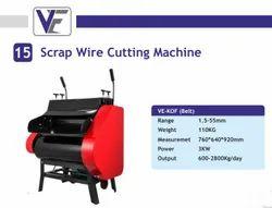 Scrap Wire Cutting Machine
