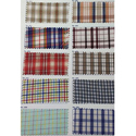 Spun Tex Check Fabrics