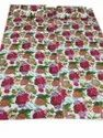 Fruits Design Quilted Bed Cover Room Decor