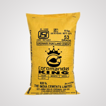 Coromandal King Cement, Packing Size: 50 Kg