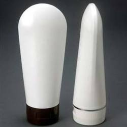 120ml HDPE Conical Bottle with 42mm Ftc