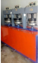 3 Dies Automatic Areca Plate Making Machine