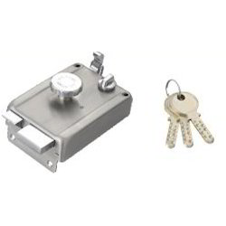 Dual Bolt Latch Lock Both SIde Key