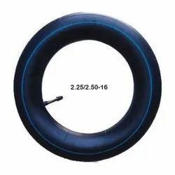 King Auto Butyl Rubber 2.25/2.50-16 Two Wheeler Tyre Tubes