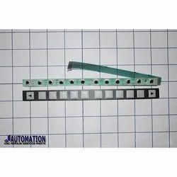 Fanuc A86L-0001-0289-A 12 Key Membrane Keysheet
