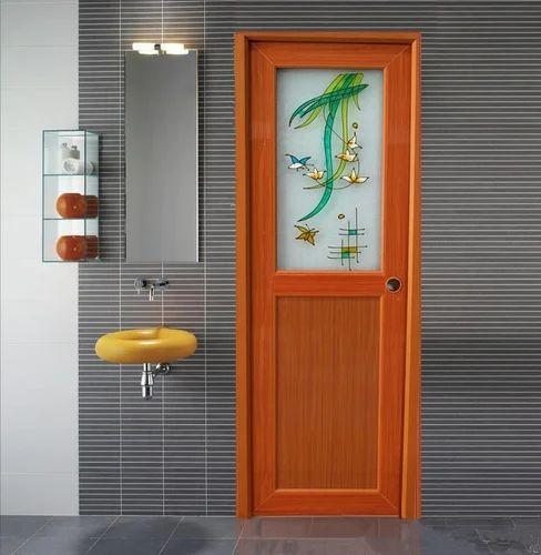 Bathroom Designer Doors At Rs 4500 00 No Upwards Chembur East Mumbai Id 18504457362
