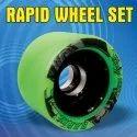 Rapid Quad skate Wheel Set