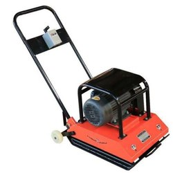 Orange AVC25 Motor Plate Compactor