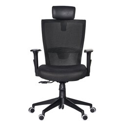 Fonzel 1820103 Hudson High Back Mesh Office Chair