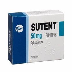 Sutent Sunitinib 50 Mg