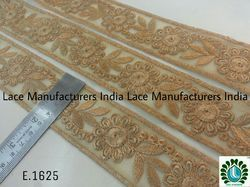 Fancy Embroidery  Lace E1625