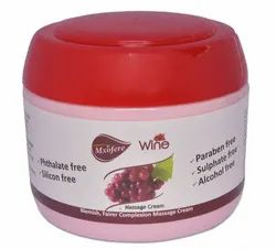 Wine Massage Cream
