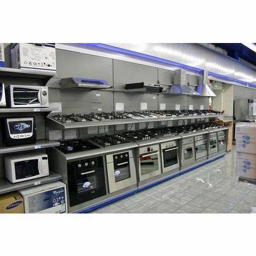 Electronics Display Rack Electronic Products Display