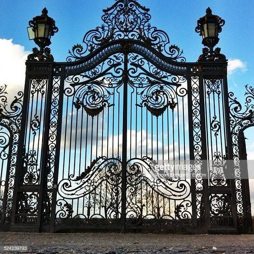 Wrought Iron Main Door at Rs 2800/square feet | Wrought Iron Gates | ID:  21928089112