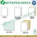 PrePrinted Continuous Computer Paper
