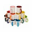 Polymer Inner & Handle Color Mug