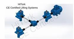 HiTork Blue CE Certified Lifting System-11, Warranty: 12 months