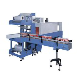 Group Bottle Wrapping Machine