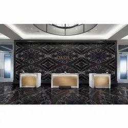 Pacific Black High Gloss Tile