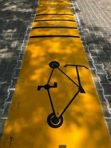 Road Epoxy Marking
