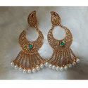 Designer Copper Earrings