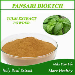 Holy Basil Tulsi Extract, Packaging Type: BAG