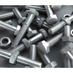 SS 304 Stainless Steel Bolts And Nuts