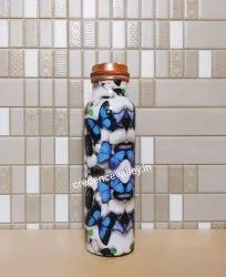 Copper Bottle Meena Print