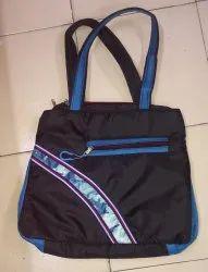 Polyester Ladies Shoulder Bag