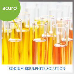 Sodium Bisulphite Solution 25-35%