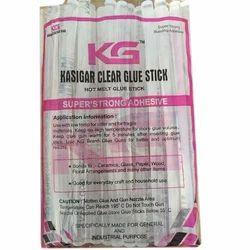 Kasigar Clear Glue Stick, Packaging Size: 1000 Piece Box