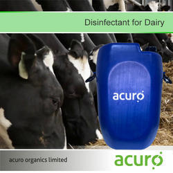 Disinfectant for Dairy