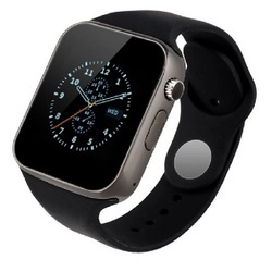 White Men A1 Smart Watch Compatible With 3G , 4G Phone