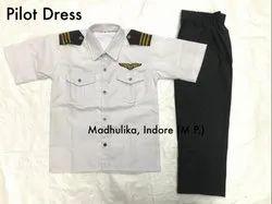 Pilot Dress Navy Costume