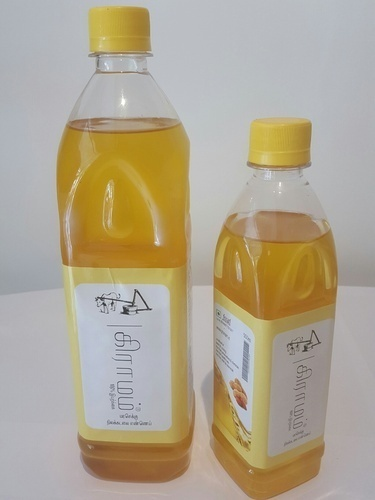 Groundnut Oil - 15 Kg Traditional Wood Pressed Groundnut Oil