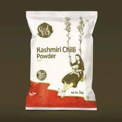 Aaha Impex Kashmiri Chilli Powder, Packaging Size: 1 Kg