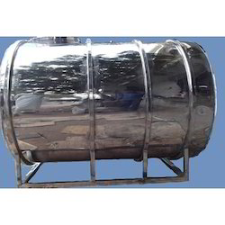 3000 Ltr Stainless Steel Tank