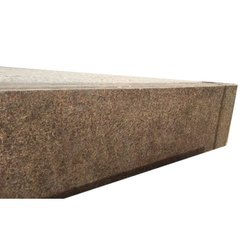 Polished Dusky Brown Granite Slab, Kitchen Top, Flooring, Thickness: 15-20 mm